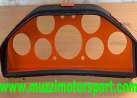 Armaturenhalter DTM Gr. A mit 7 Anzeigen