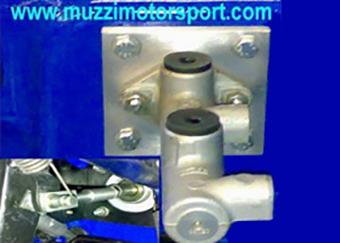 Adapter für Hauptbremszylinder ohne Bremskraftverstärker