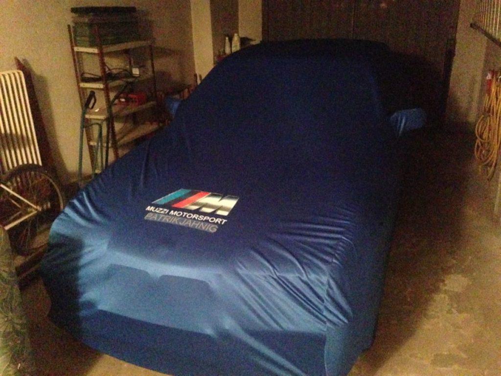 M3 E30 Inndoor Car Cover- Autopyjama