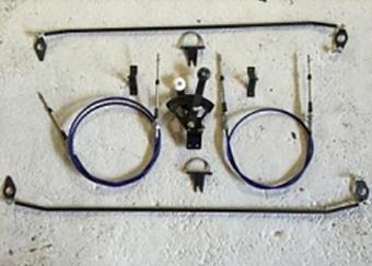 DTM Gr. A Schwertstabyverstell Kit
