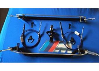 DTM Gr. A VA+HA Schwertstaby komplett Kit