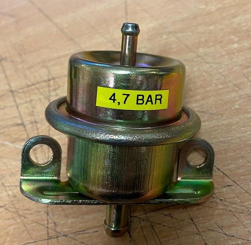 Benzindruckregler 4,7 Bar starr