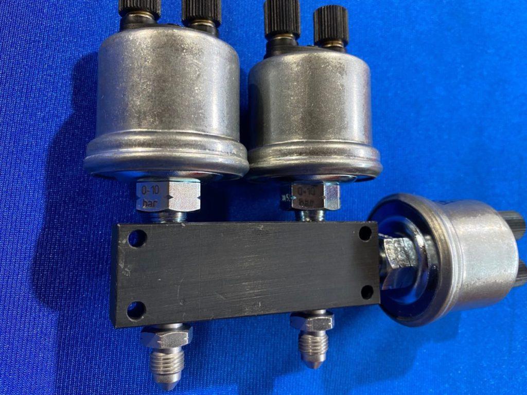 Benzin-Öl Druckdosenhalter stand DTM 91-92