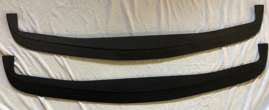 Frontlippe EVO3 Splitter