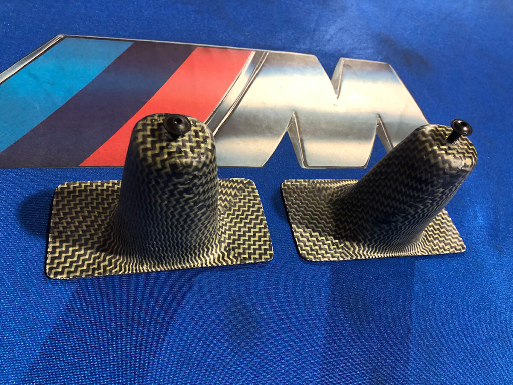 Heckstosstange Konusse DTM Carbon/ Kevlar