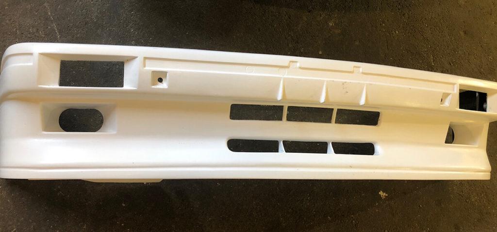 Stoßstange Front DTM 90