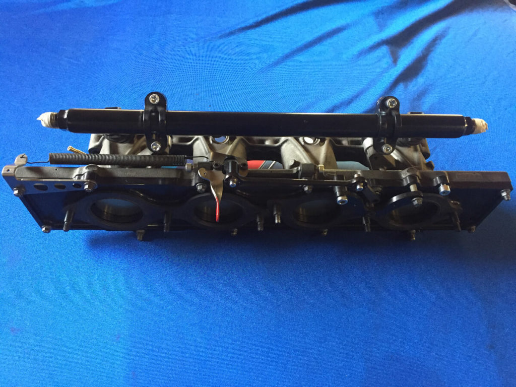 Original 49,5 und 48 DTM Schieber